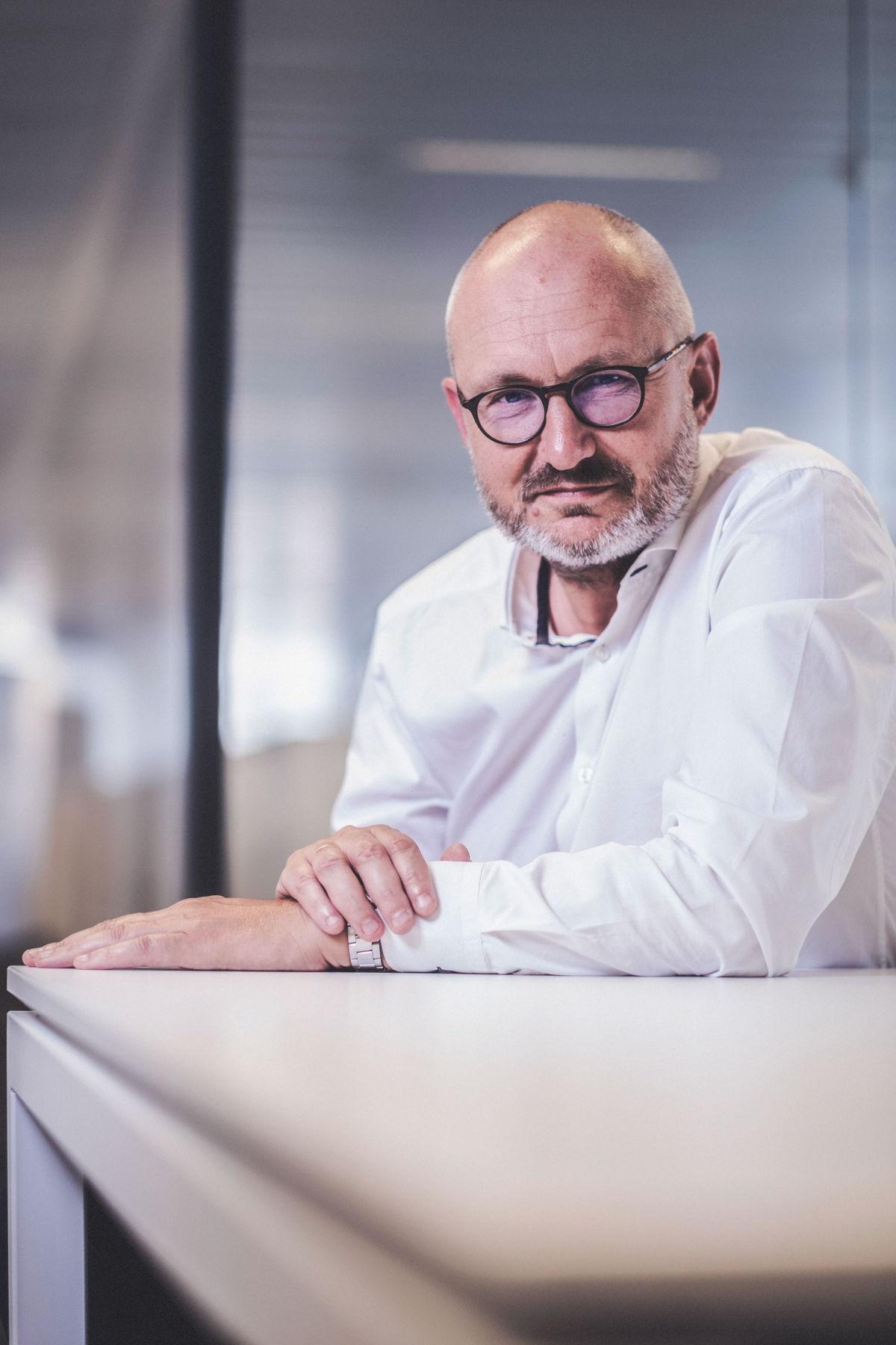 Jan Somers, PDG de GS1 Belgium & Luxembourg