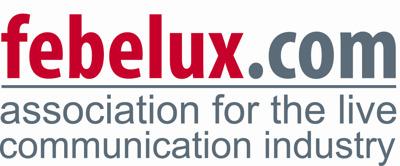Febelux press room Logo
