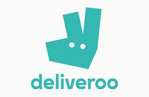 DELIVEROO & Soubry leveren een LOVE pasta van 1 meter aan huis