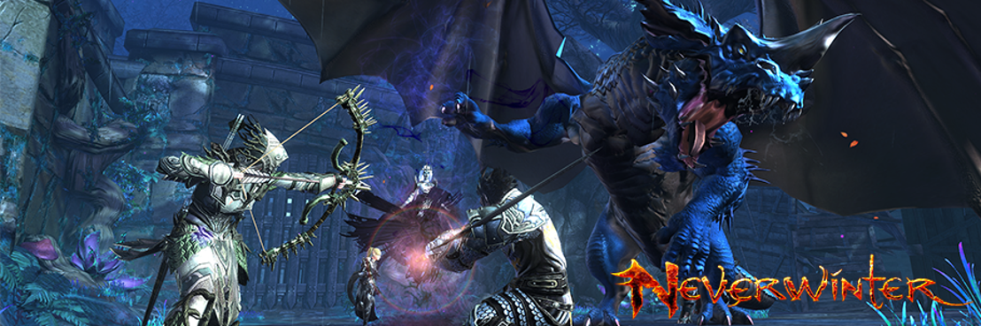 NEVERWINTER PLAYSTATION®4 HEAD START AVAILABLE TODAY