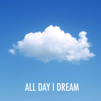 All Day I Dream press room Logo