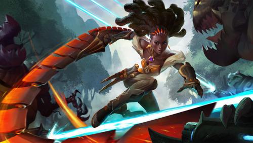 Heroes of the Storm : Qhira, la nouvelle héroïne originale du Nexus, fait son entrée