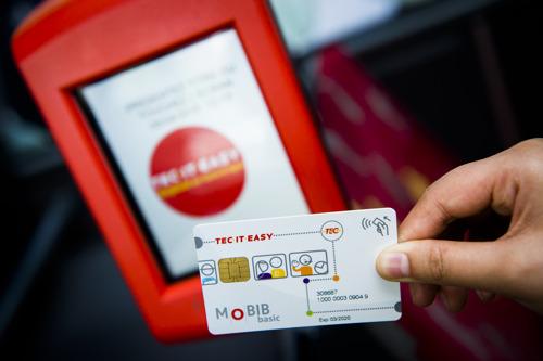 Achetez en prévente grâce à la carte MOBIB basic, c'est moins cher !