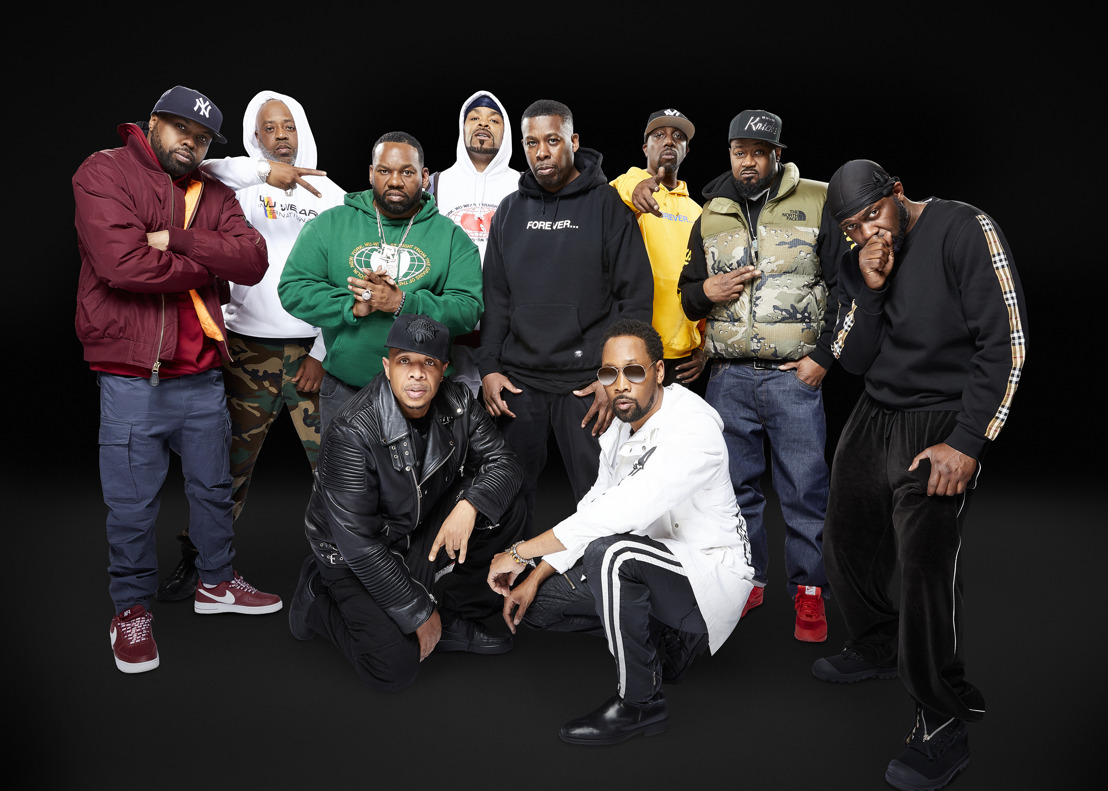 Wu-Tang Clan Announce New 25th Anniversary Shows