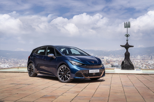 Meet the CUPRA Born with Dr. Werner Tietz