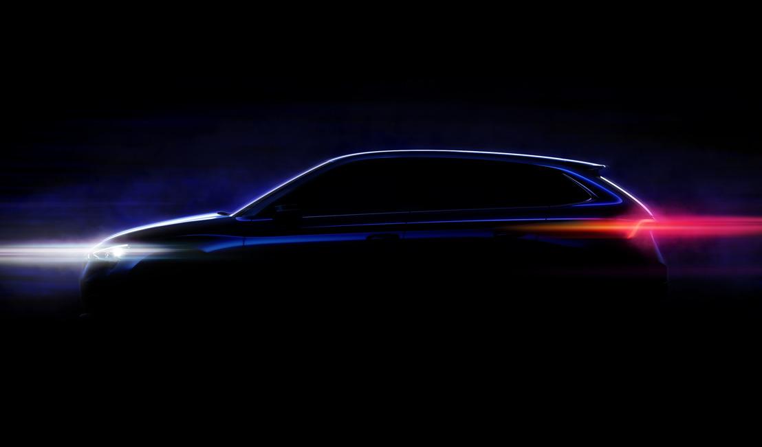 ŠKODA provides first glimpse of future compact model