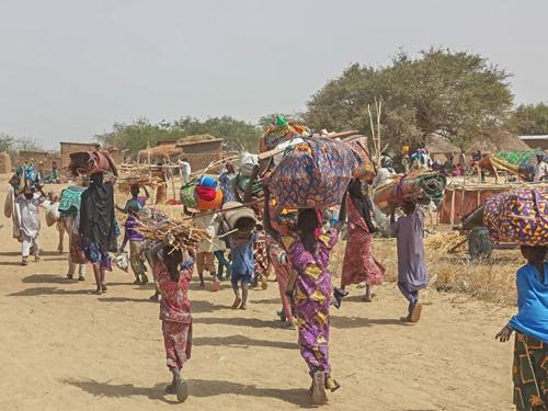 Nigeria: 40'000 Flüchtlinge zur Rückkehr gezwungen
