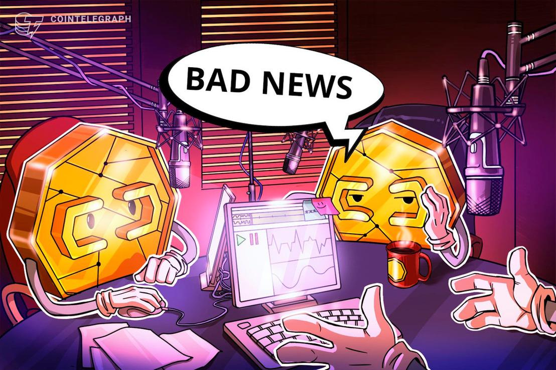COINTELEGRAPH|Amid election throes, Bitcoin goes, Electroneum marks third anniversary: Bad Crypto news of the week