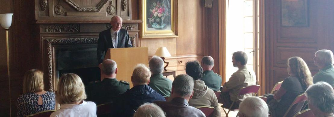 Aanwijzing van de leden van de Raad van Bestuur van de Stichting Zoniënwoud: Herman Van Rompuy verkozen tot voorzitter