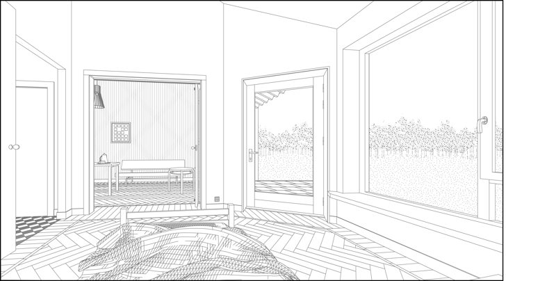 EUtopia © A house to die in 2, noArchitects.