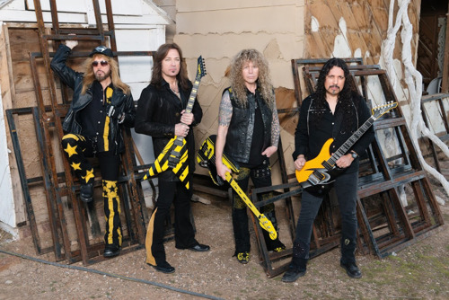 Iconic Rock Band STRYPER Announces 2019 HISTORY Tour