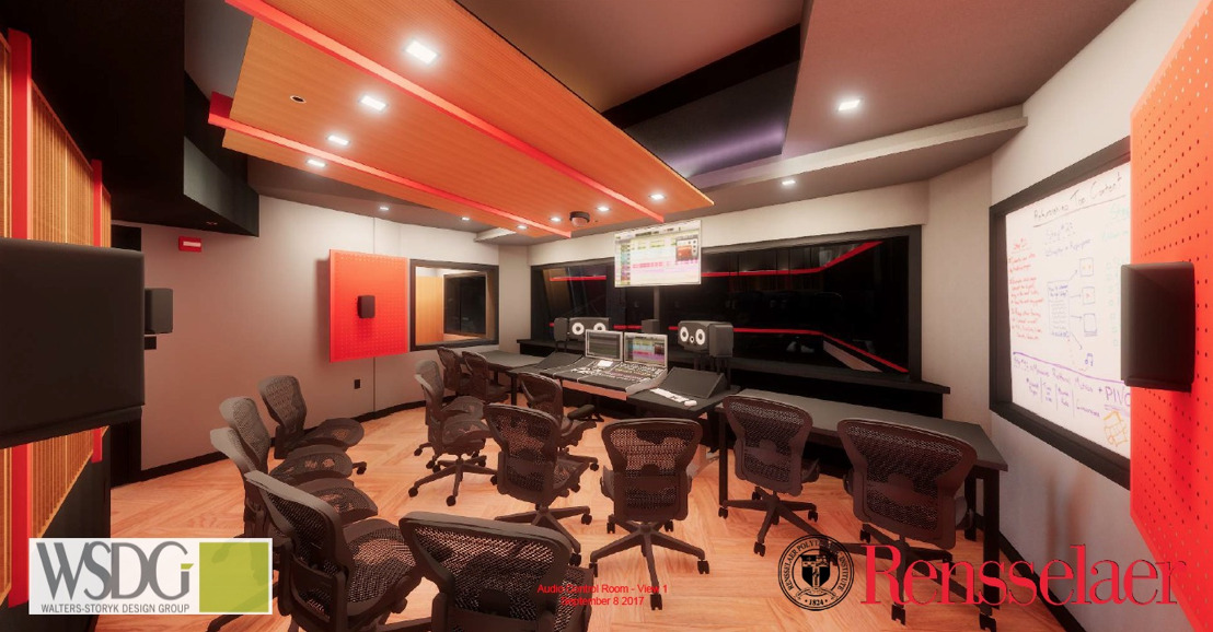 WSDG WALTERS STORYK DESIGN GROUP EMPOWERS INT'L PRO AUDIO EDUCATION BOOM