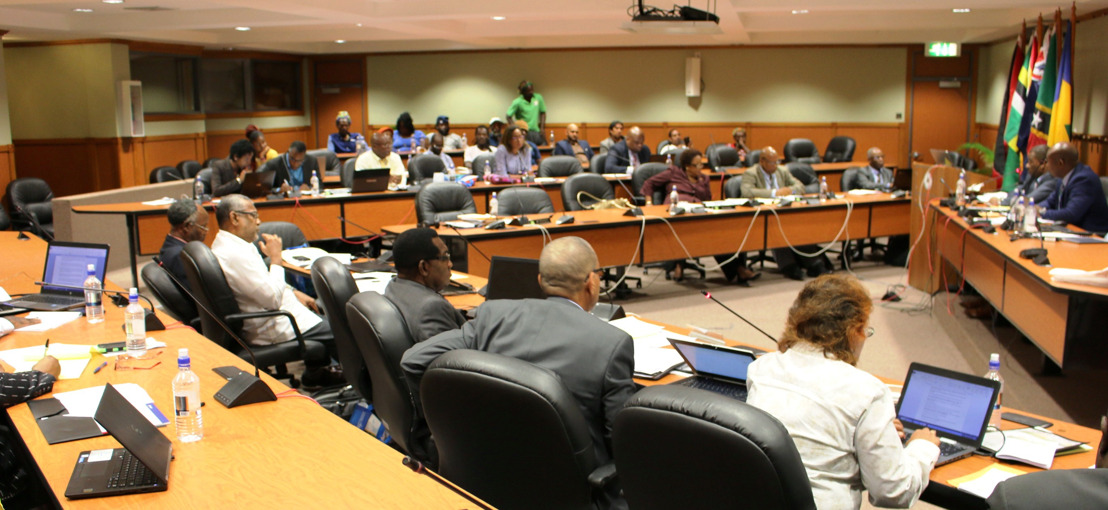 OECS Agri-Export Initiative at the forefront of Regional Agricultural Ministers Meeting