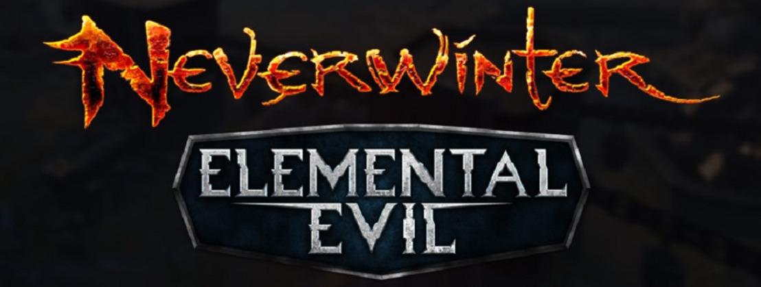Neverwinter : Elemental Evil arrive début 2015 !
