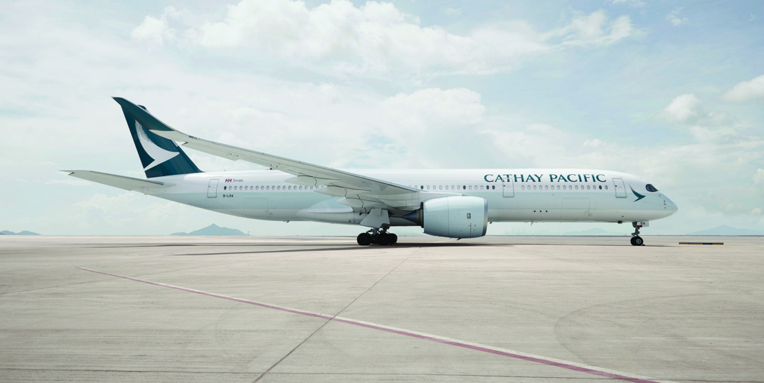 Cathay Pacific earns top airline recognition