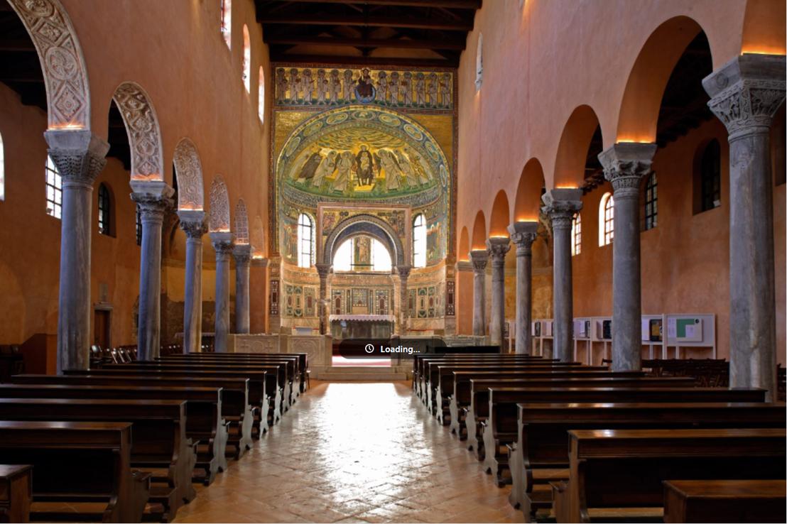 Basiliek Euphrasius Poreč
