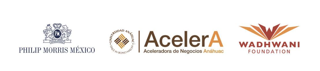 Lanzan Philip Morris México, la Universidad Anáhuac México y la Fundación Wadhwani convocatoria para participación de PyMEs en el Programa AcelerAndo Jalisco