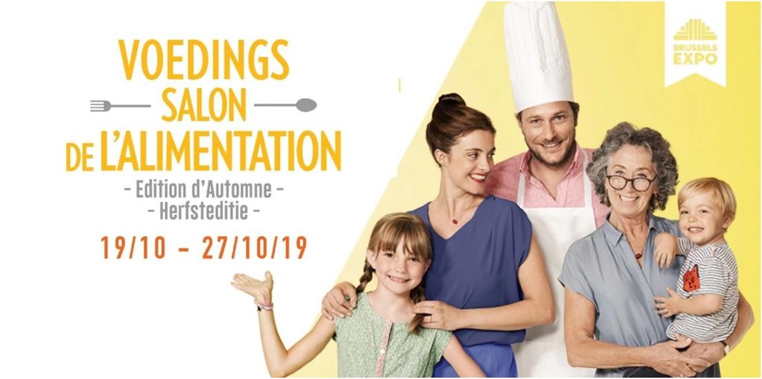 Voedingssalon 2019: populaire kooktrends bij de Belg onthuld