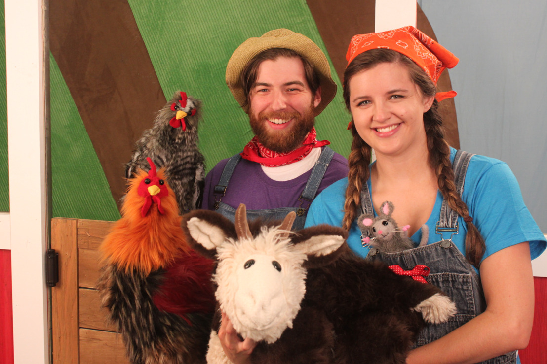 Old MacDonald's Farm at the Center for Puppetry Arts, August 2- September 11