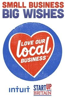 Love Our Local Business banner