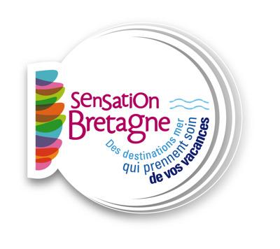 Sensation Bretagne espace presse Logo