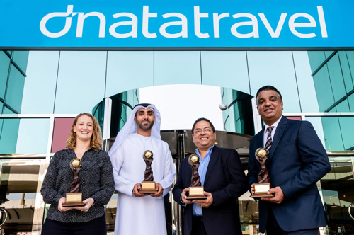 dnata wins four accolades at World Travel Awards Middle East