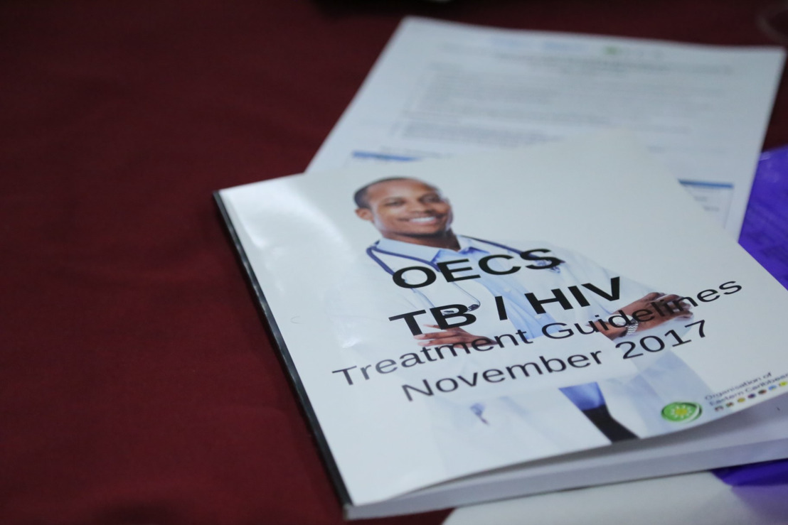 OECS Member States collaborating to eliminate HIV and Tuberculosis