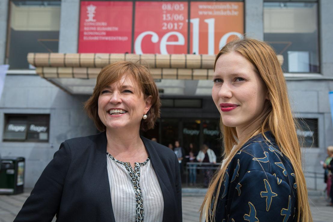 KEW - Katelijne Boon en Clara De Decker - (c) Geert Van Hoeymissen