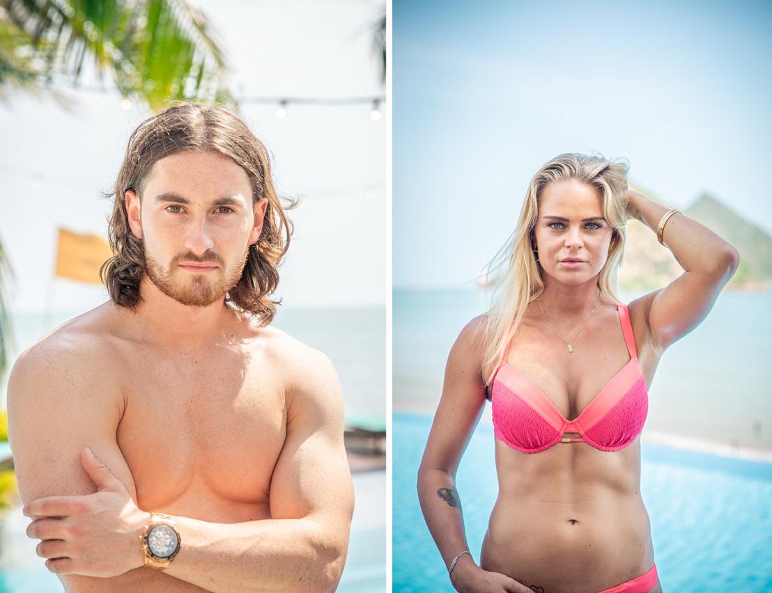 Twee nieuwe verleiders maken hun entree in Temptation Island
