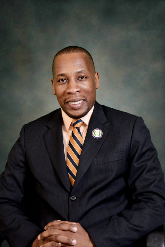 Governor of the Eastern Caribbean Central Bank (ECCB), Timothy N. J. Antoine