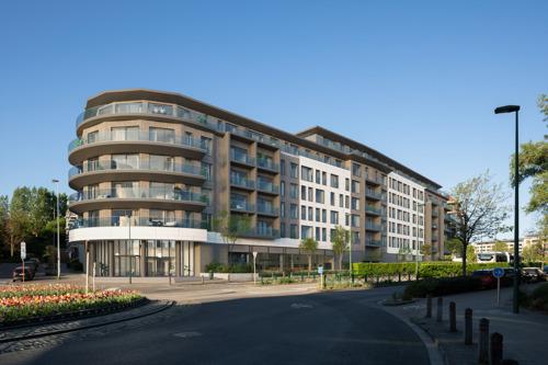 Oude kantoren in Sint-Lambrechts-Woluwe maken plaats voor 107 appartementen