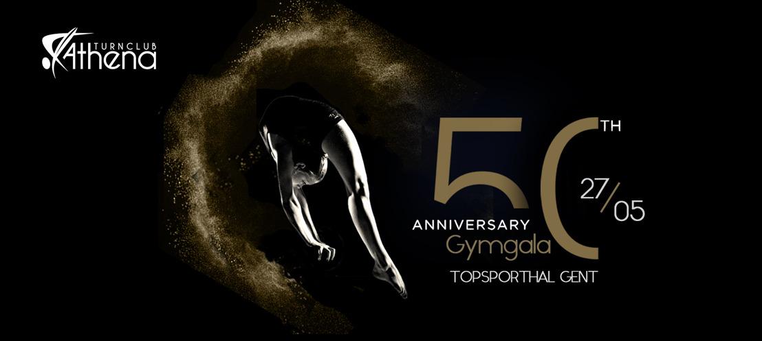 TC Athena viert 50-jarig jubileum met groots Gymgala