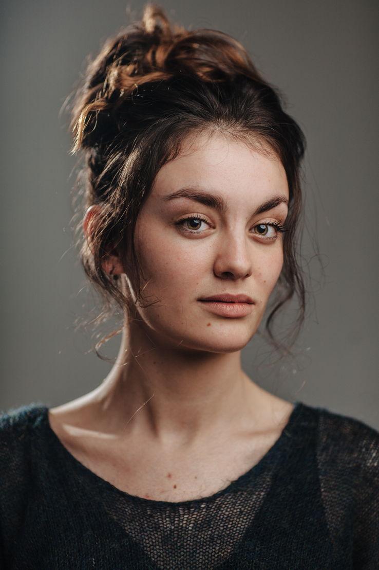 Violet Braeckman - (c) VRT/Toon Aerts