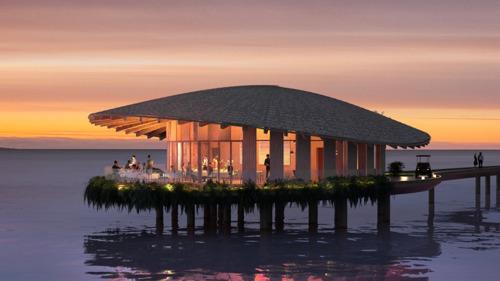 "The Red Sea Development Company Announces 'Ecotecture"" Design Competition for Destination's Coastal Village"