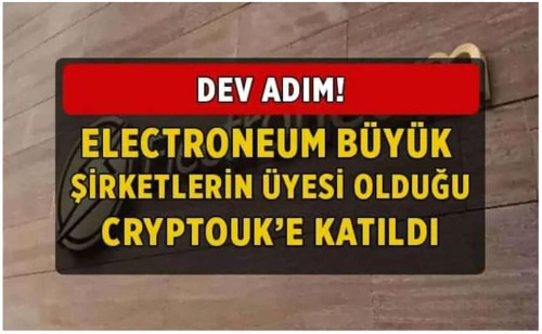 KOINBOX Giant step from Electroneum! Joined among the famous crypto money companies