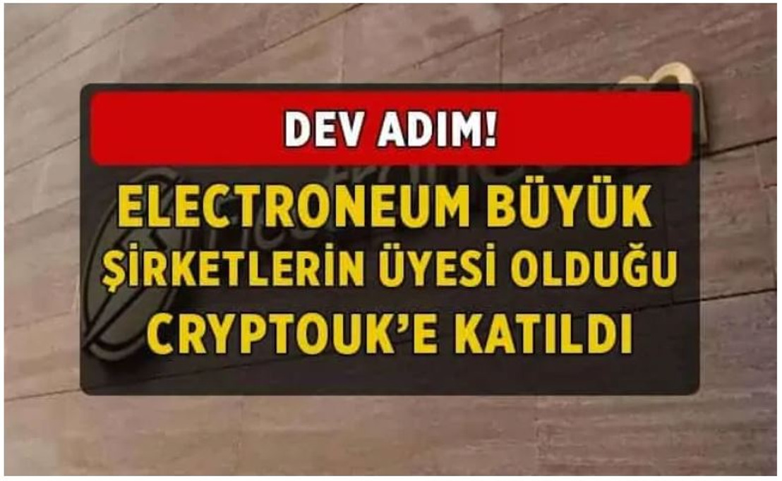KOINBOX|Giant step from Electroneum! Joined among the famous crypto money companies
