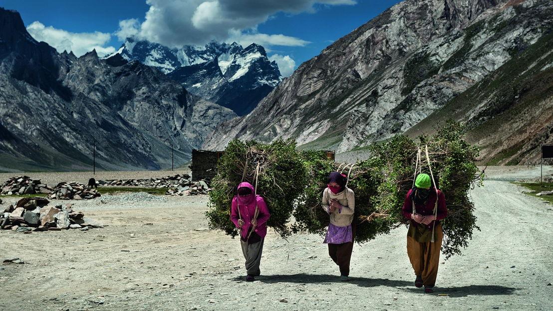 Ladakh, India (c) André Vandenbossche