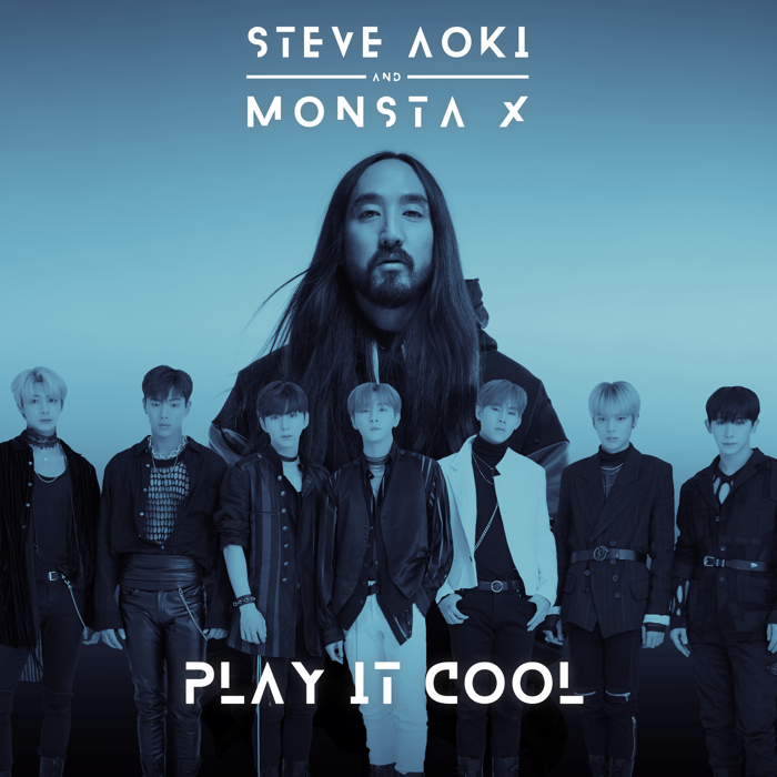 "*Steve Aoki x Monsta X: Das Video zu ""Play It Cool"" ist da!"