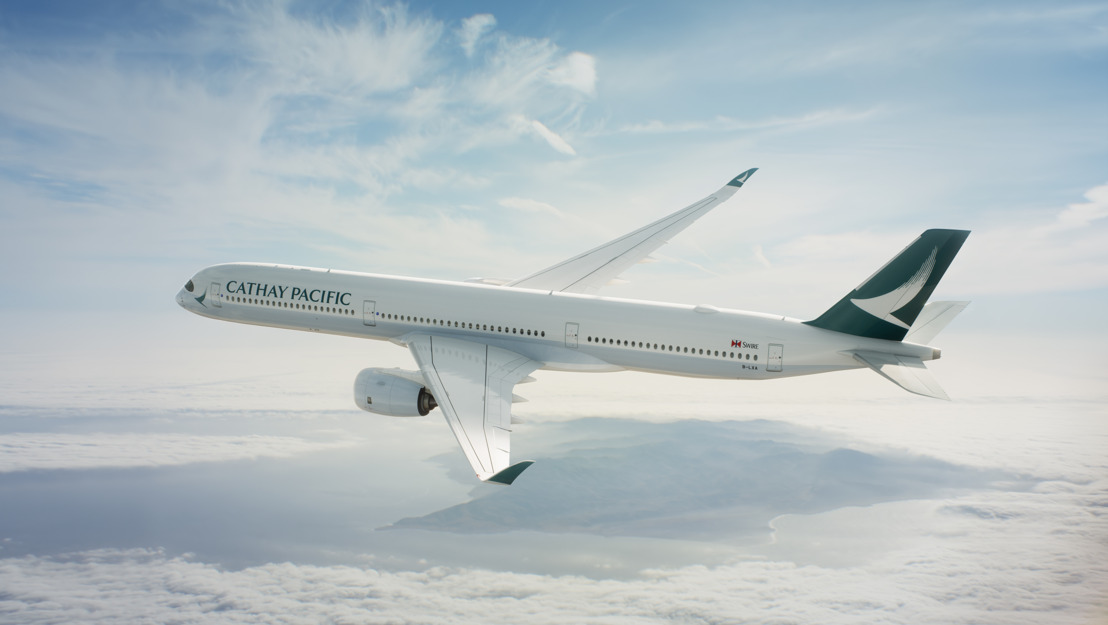 Cathay Pacific the first airline to bring the Airbus A350-1000 to New Zealand shores