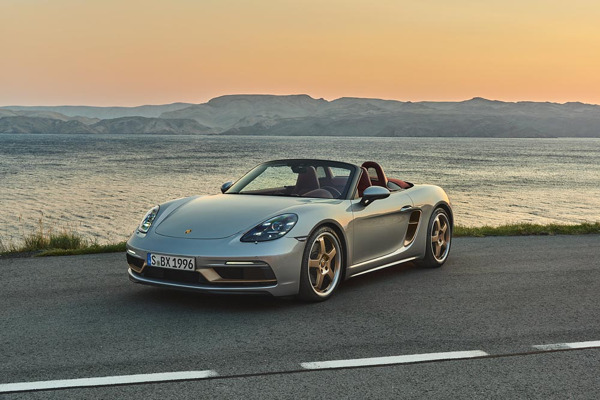 Preview: Porsche pays homage to the 1993 Boxster concept car