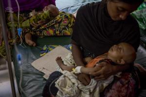 Bangladesch: Gefahr von Epidemien