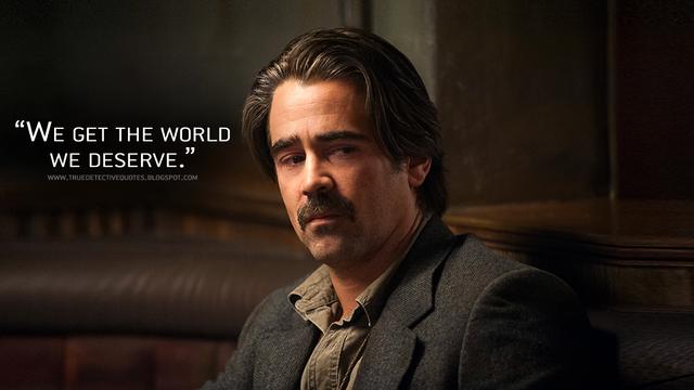 Ray Velcoro (Colin Farrell) - (c) HBO