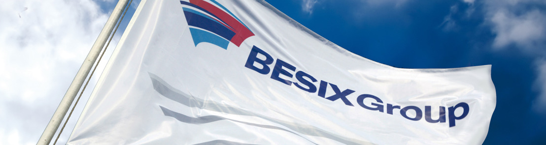 BESIX Group closes 2015 with historically high order book