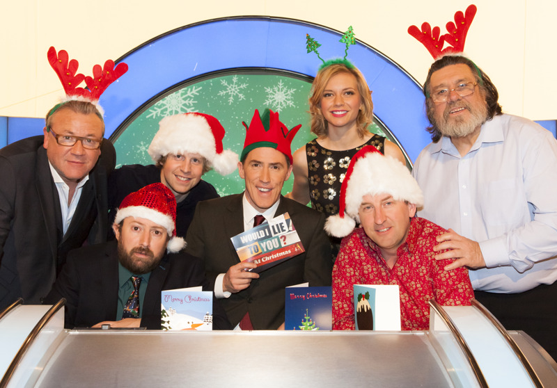 Would I Lie To You At Christmas