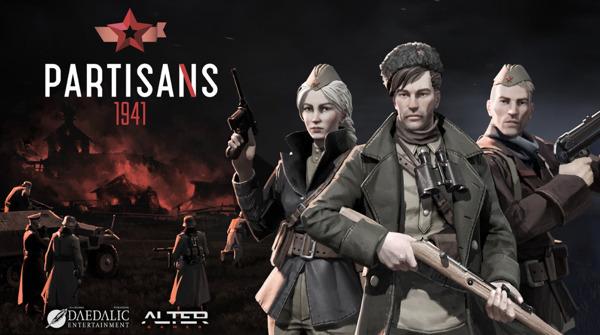 Preview: Partisans 1941 sort aujourd'hui sur Steam