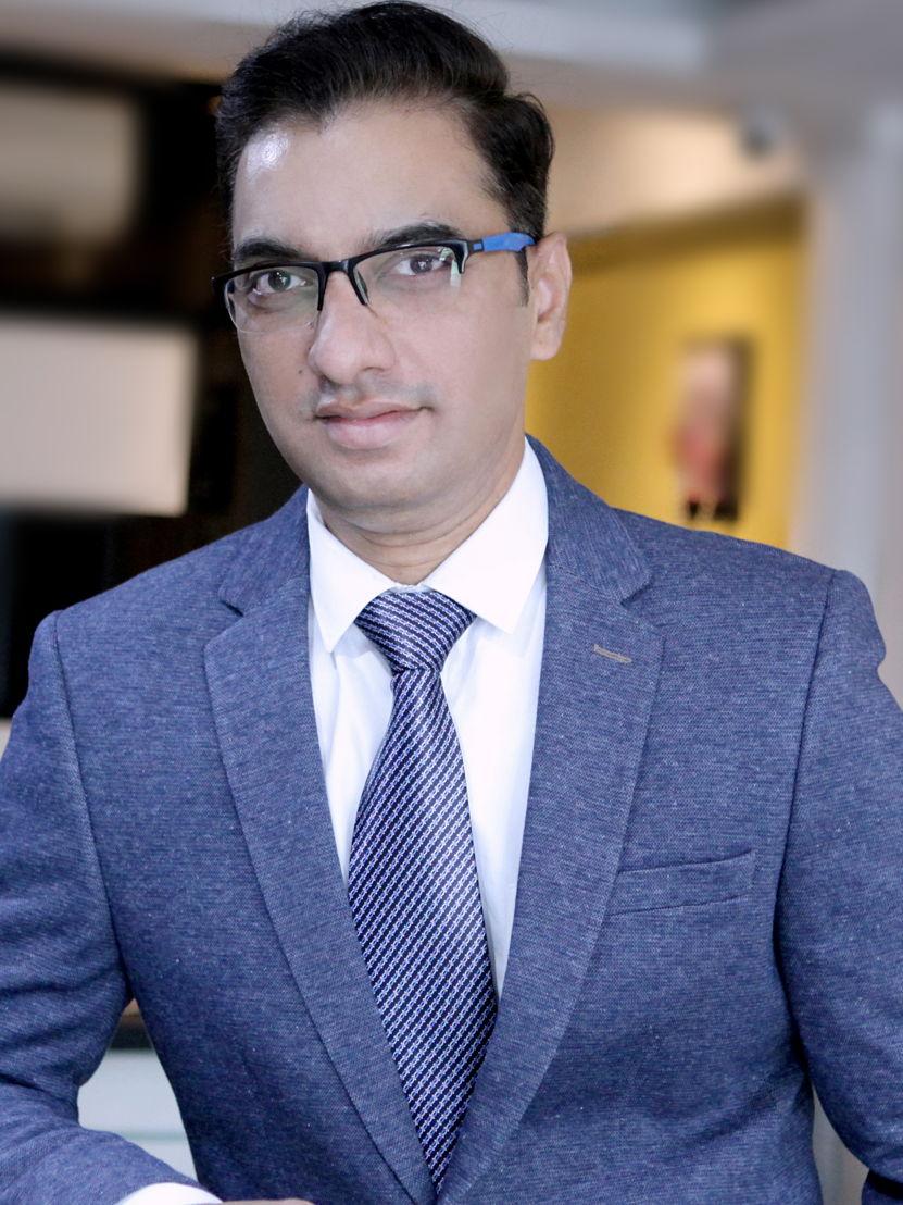 أنيرود راو غورافارام، رئيس التطوير في دناتا للسفريات.