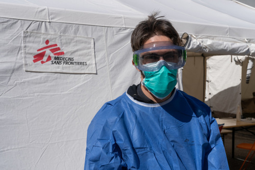 Covid-19 : MSF lance un fonds d'urgence international (vidéo)