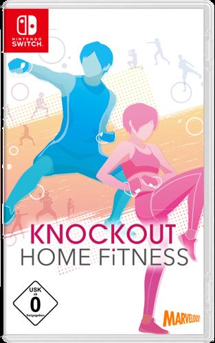 KNOCKOUT HOME FiTNESS erscheint im Herbst 2021 für Nintendo Switch™