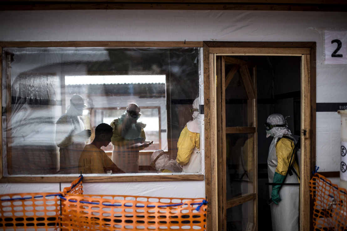 MSF en RD Congo : Ebola, une épidémie qui persiste au Nord-Kivu
