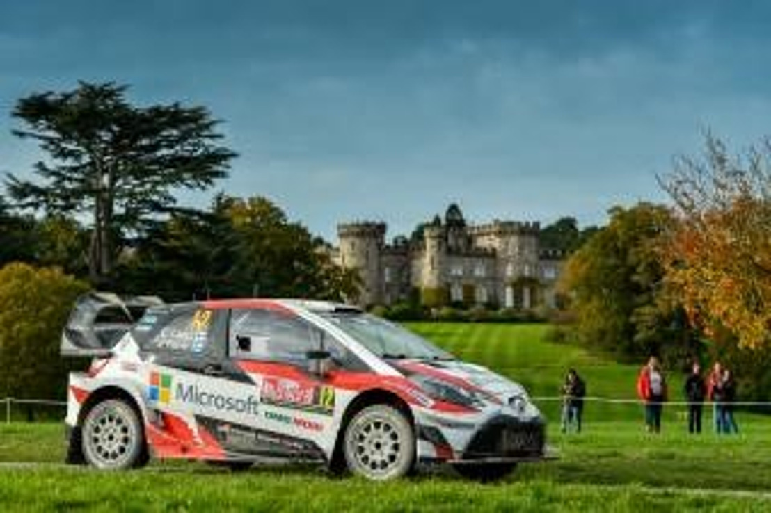 WRC Rally GB Preview - TOYOTA GAZOO Racing aims to continue winning ways in Wales